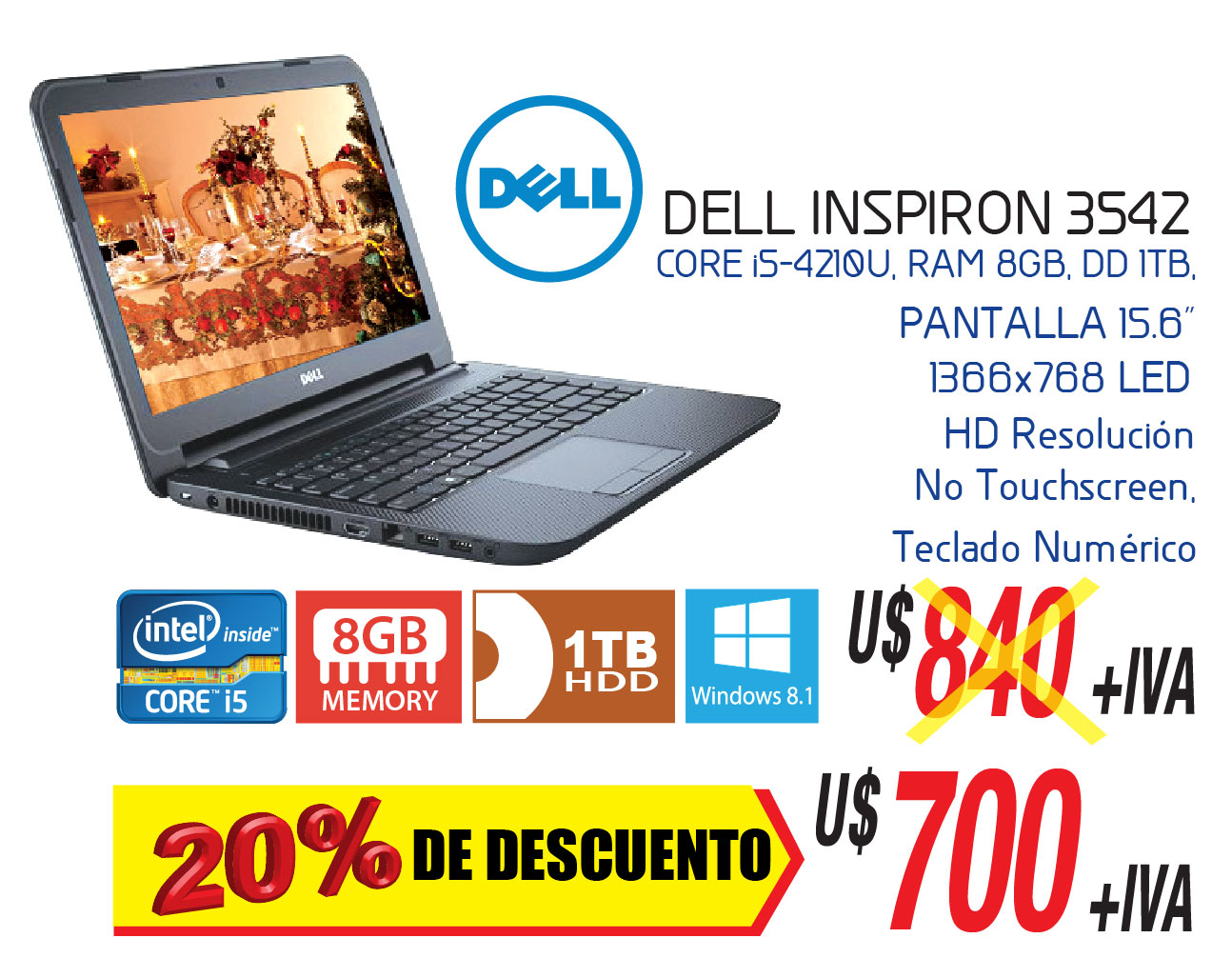 DELL-INSPIRON-3542-DATATEX